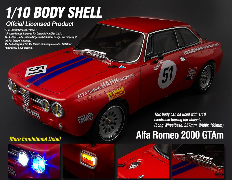 rc semi parts with Killerbody Alfa Romeo 2000 Gtam on Supreme Dh V4 Essential Orange 2017 C2x19924931 in addition 6001 Semifull Auto Switch For Glock Series Big Dragon Bd3486 additionally Details also Details also 958.