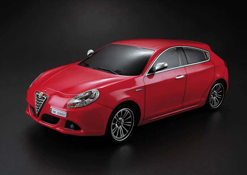 killerbody alfa romeo giulietta 2010 rc cars rc parts and rc accessories. Black Bedroom Furniture Sets. Home Design Ideas
