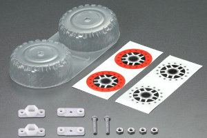 SCT Monster Spare tire set