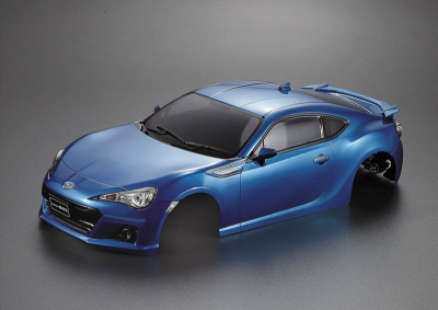 Subaru BRZ (1/10), blaue Karosserie, RTU all-in