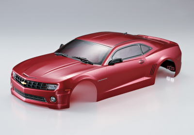 Camaro 2011, iron-oxid-red body, RTU all-in