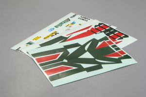 Lancia Stratos 1977 Giro d'Italia decal set