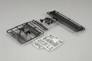 Lancia LC2 - Plastic Parts Set
