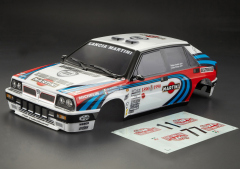Lancia Delta HF Integrale 16V from Killerbody