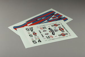 Lancia LC2 - Body Decal Sheet