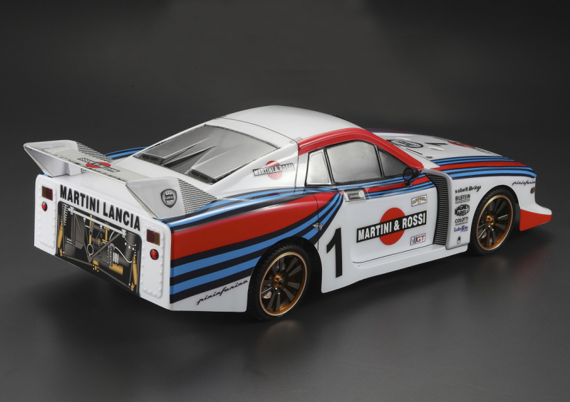 Touringcar Body Lancia Beta Montecarlo 1/10