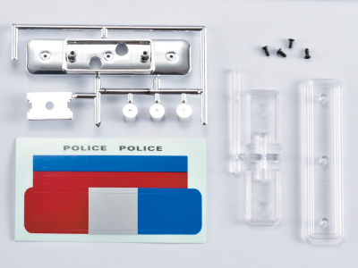 "Signal light Set ""Police"""