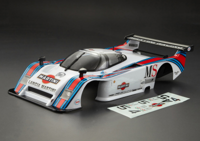 Lancia LC2 (1/12), Rally-Racing Body, RTU all-in
