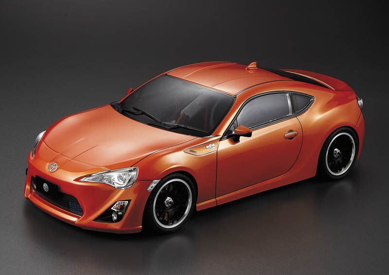 Killerbody Toyota 86 - RC Cars, RC parts and RC accessories
