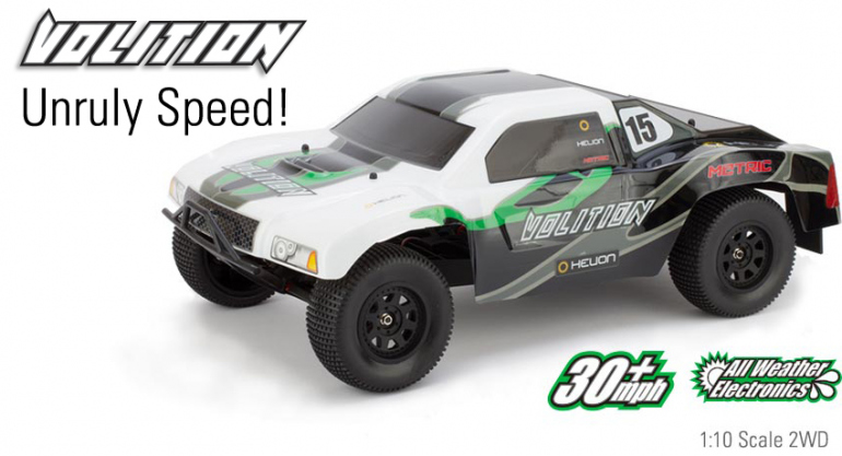 Volition 2WD Short Couse Truck
