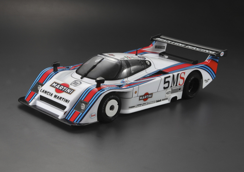 LeMan Racing Body Lancia LC2