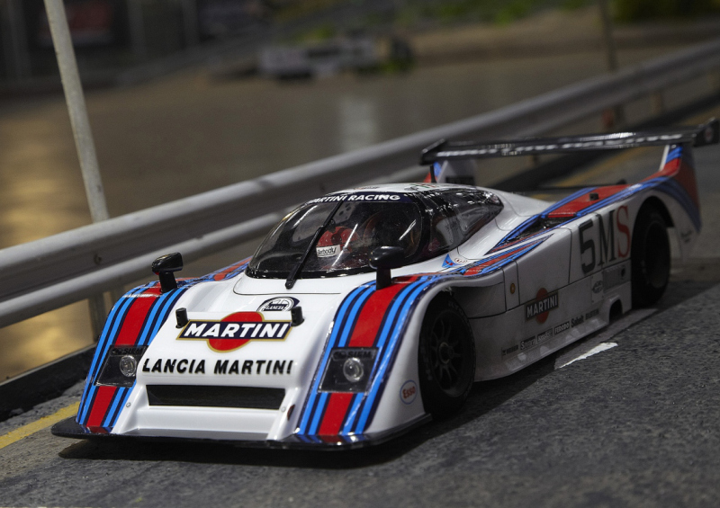 Lancia LC2 1/12 Scale LeMan Racing from Killerbody