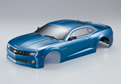 Camaro 2011, metallic blue body, RTU all-in