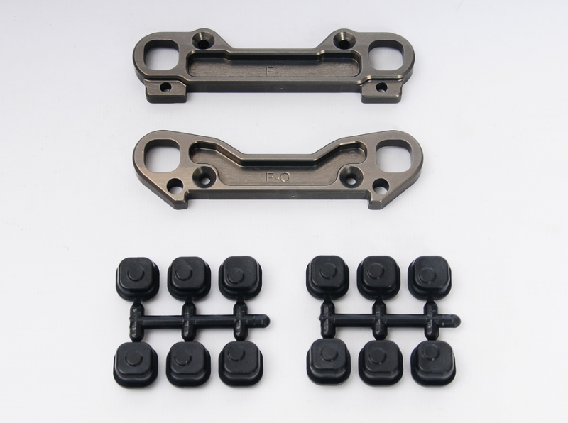 MCD Alloy Wishbone Holders front