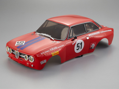 Alfa Romeo 2000 GTAm Rally Racing
