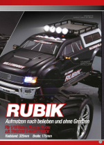 Rubik Monster Truck Catalog Pages