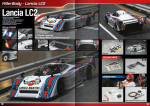 Lancia LC2 Catalog Pages