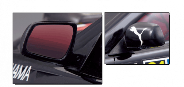 Misubishi Lancer Evo - Rear View Mirror