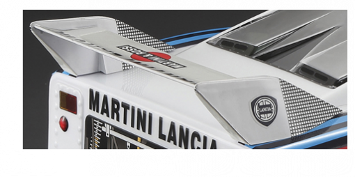 Lancia Beta Montecarlo - Scale Rear Wing