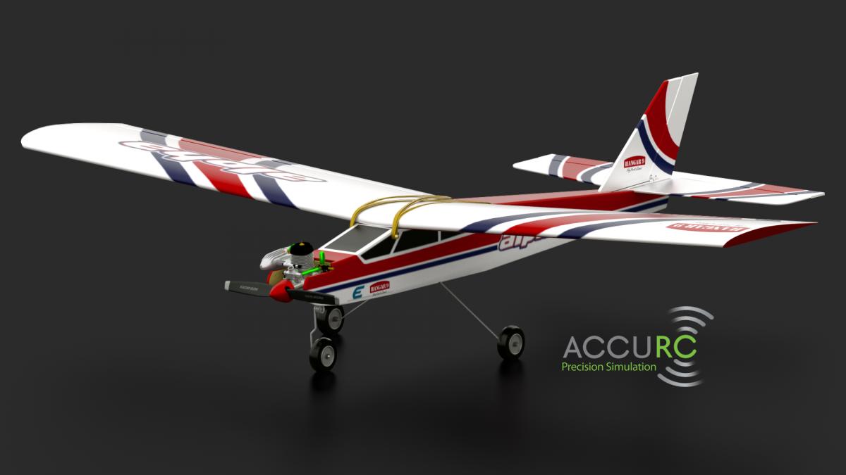 AccuRC Flight Simulator Models - RC Cars, RC parts and RC accessories