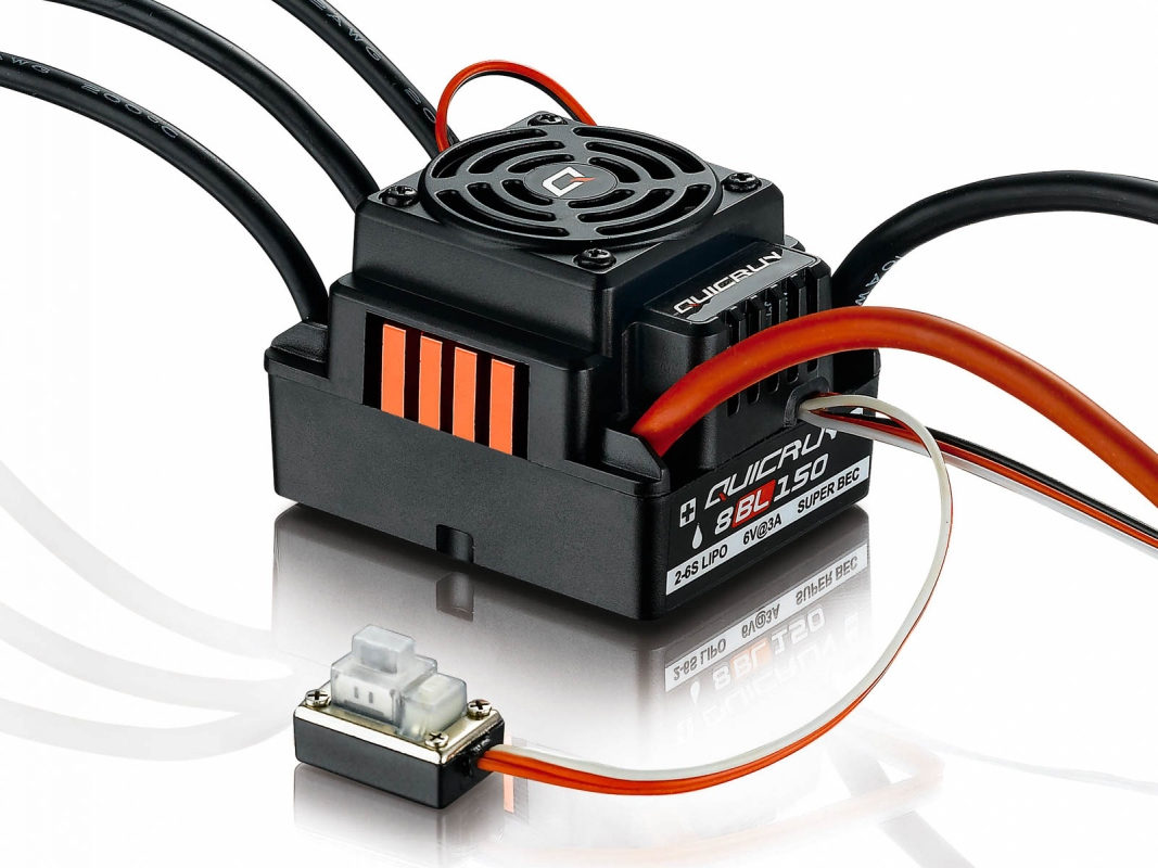 Hobbywing Quicrun Esc Brushed Brushless Rc Cars Parts And Wiring