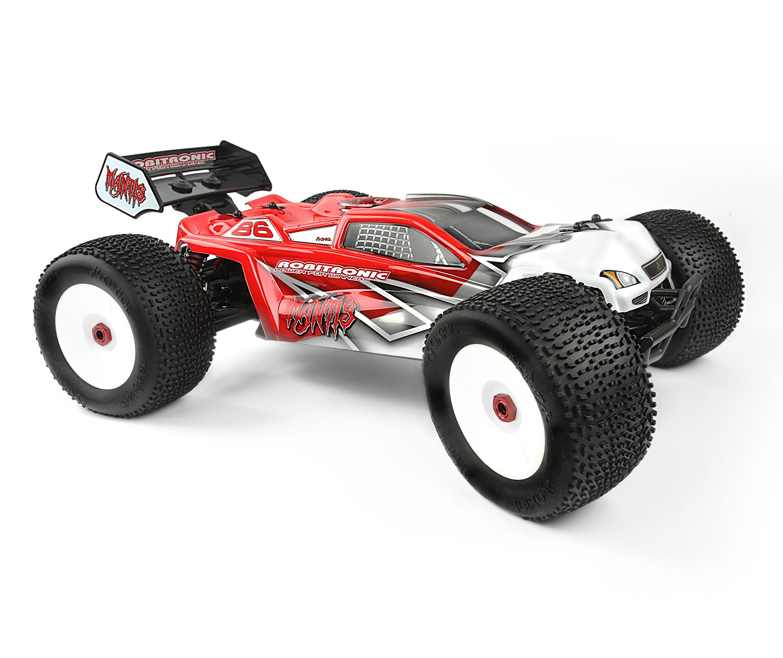 mantis v2 1 8 racing truggy rc car heli und multicopter. Black Bedroom Furniture Sets. Home Design Ideas