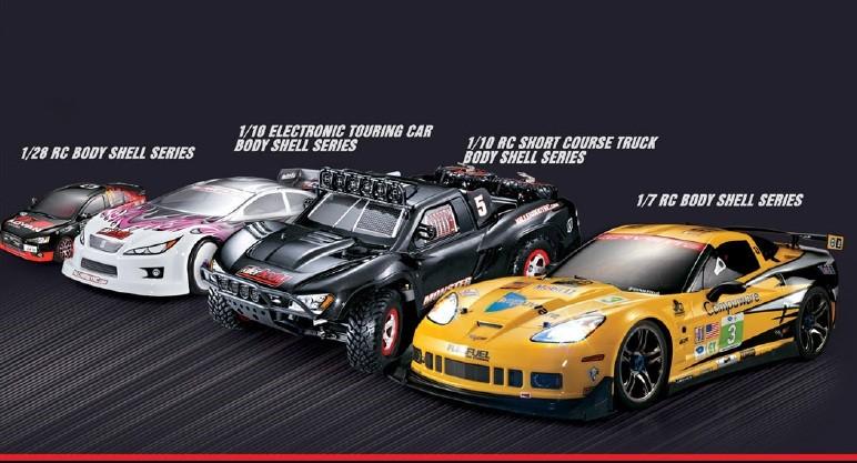 Killerbody Chevrolet Camaro - RC Cars, RC parts and RC