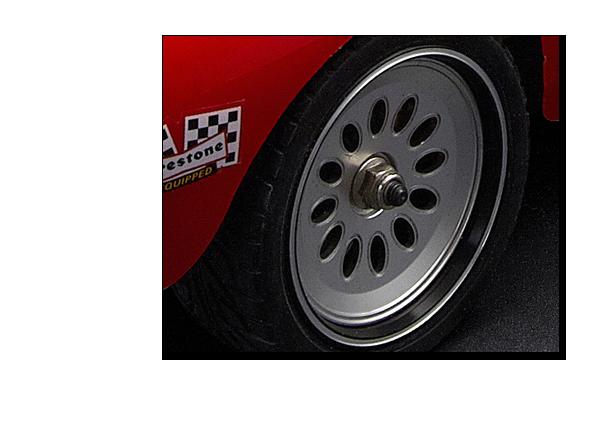 Killerbody Alfa Romeo 2000 GTAm