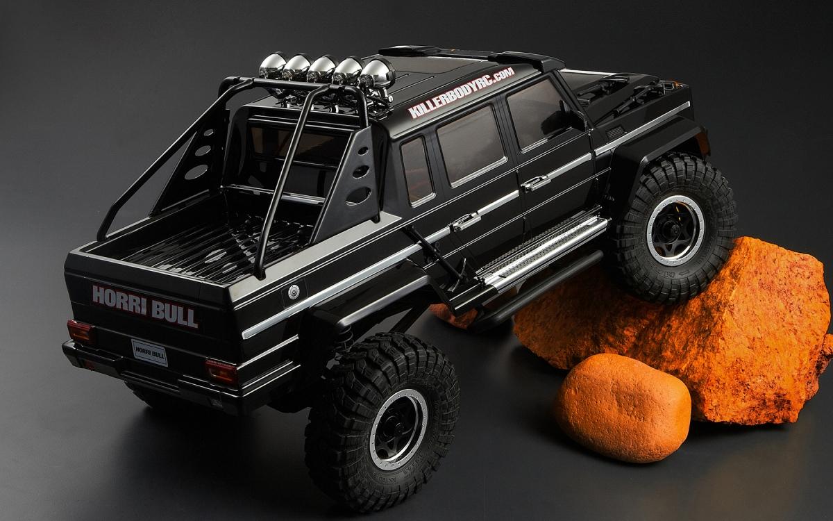 Killerbody Horri Bull Rc Cars Rc Parts And Rc Accessories