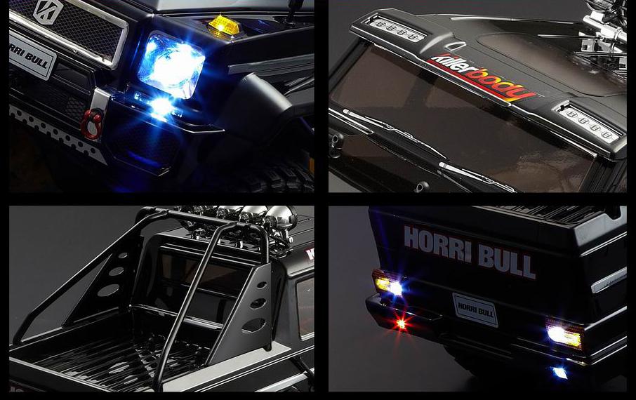 Killerbody Horri Bull Ferngesteuerte Autos Hubschrauber