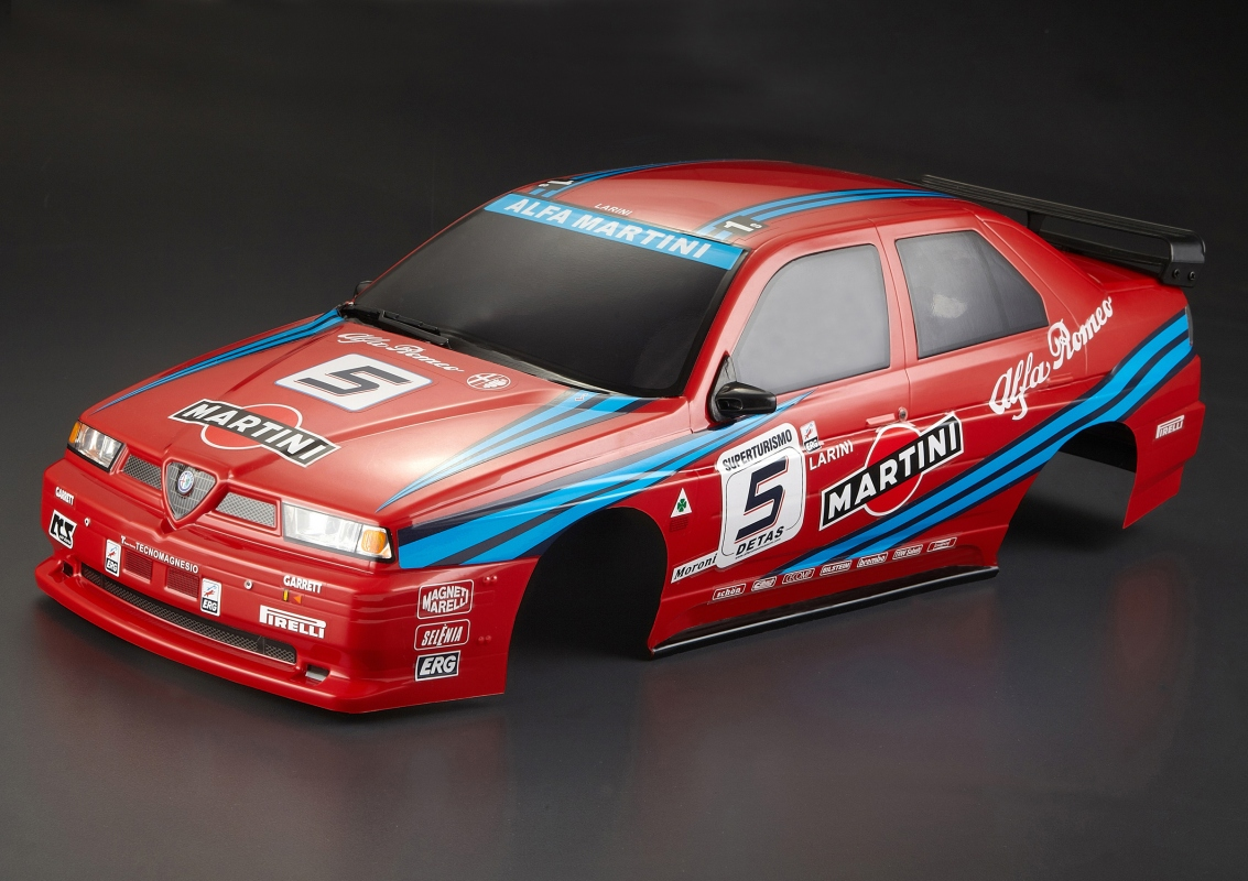 Killerbody Alfa Romeo 155 Gta Rc Cars Rc Parts And Rc
