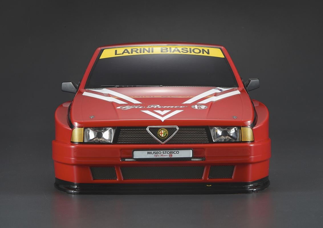 Subaru Brz Turbo >> Killerbody Alfa Romeo 75 Turbo Evoluzione - RC Cars, RC ...