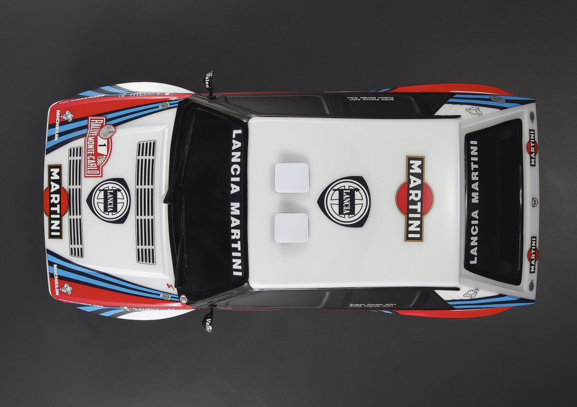 Monster Truck Rc Cars >> Killerbody Lancia Delta HF Integrale 16V - RC Cars, RC parts and RC accessories