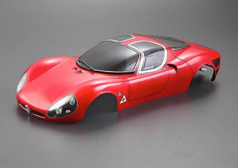 Killerbody Alfa Romeo Tipo33 Stradale Rc Cars Rc Parts