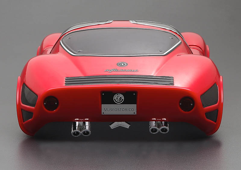 Alfa romeo tz3 stradale weight 16