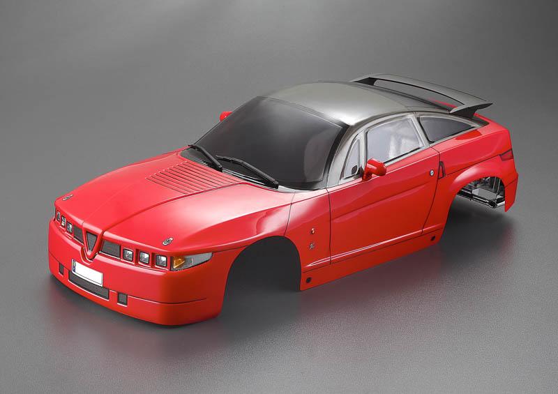 Killerbody Alfa Romeo Sz Rc Cars Rc Parts And Rc