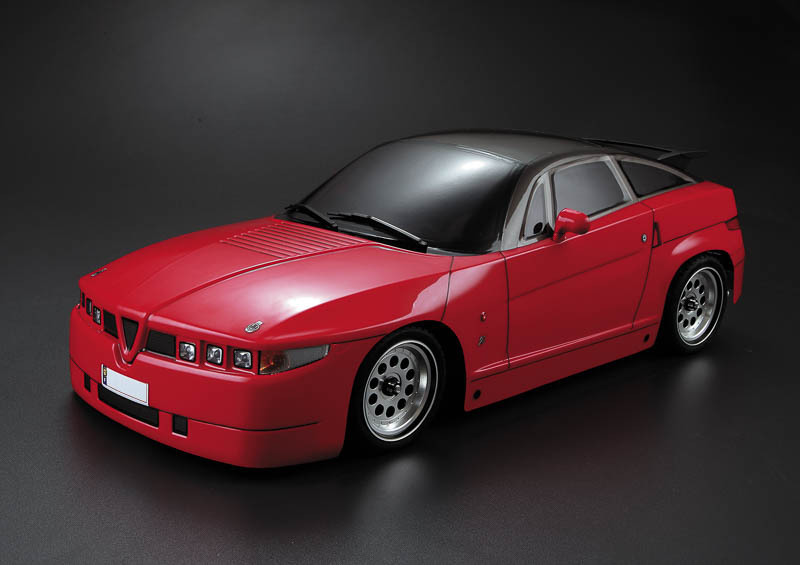Killerbody Alfa Romeo Sz Rc Cars Rc Parts And Rc Accessories