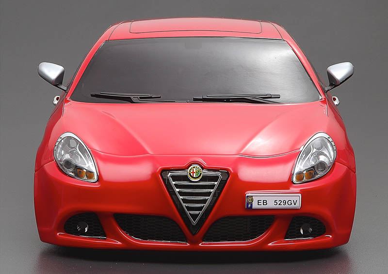 Killerbody Alfa Romeo Giulietta 2010  RC Cars, RC parts and RC accessories