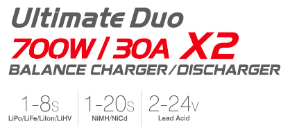 SKYRC Ultimate Duo Charger
