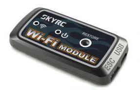 Wifi Modul F 252 R Ladeger 228 T Von Skyrc Ferngesteuerte Autos